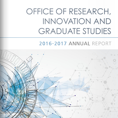 2016/2017 Research Annual Report