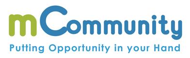 mCommunity project logo