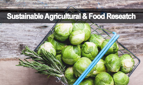 Sustainable Agricultural & Food Research