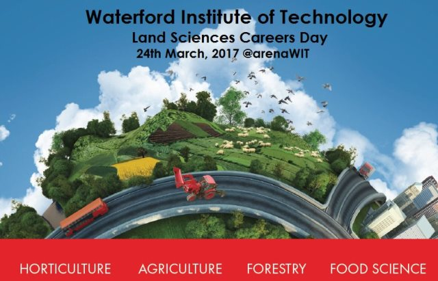 Land sciences Careers day at WIT