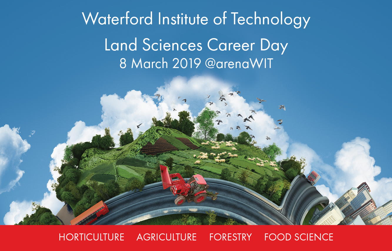Land science careers day 2018